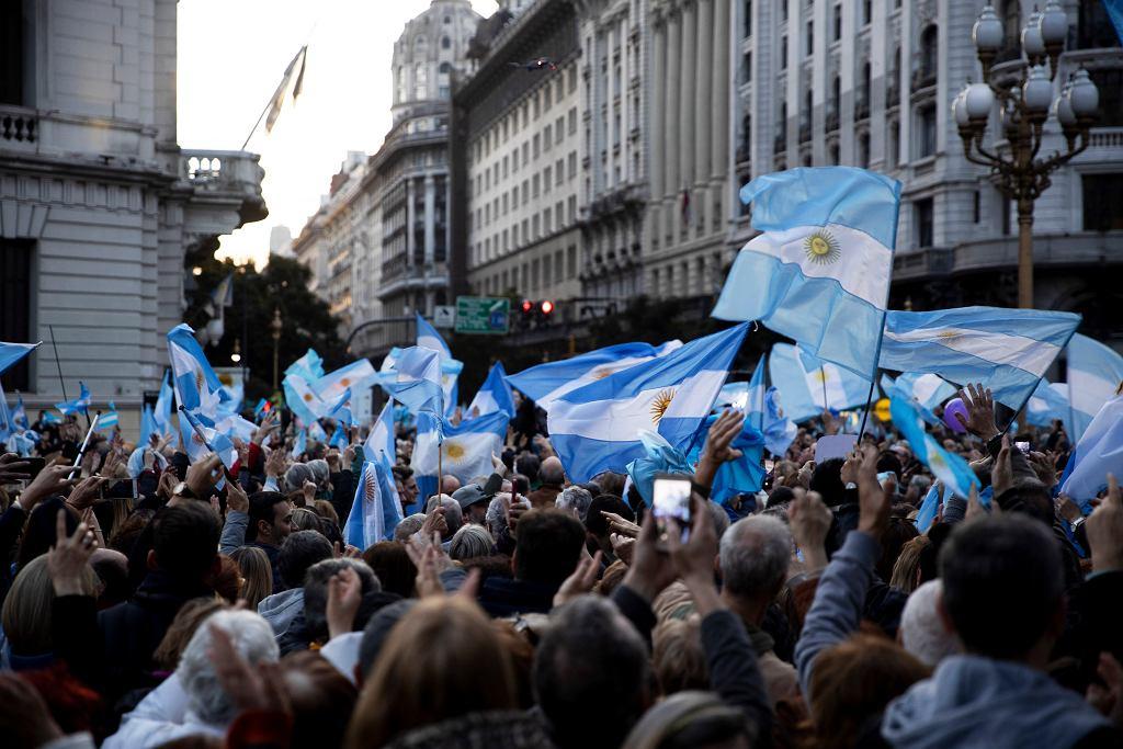 Argentina Macri (Argentyna zdjęcie ilustracyjne)