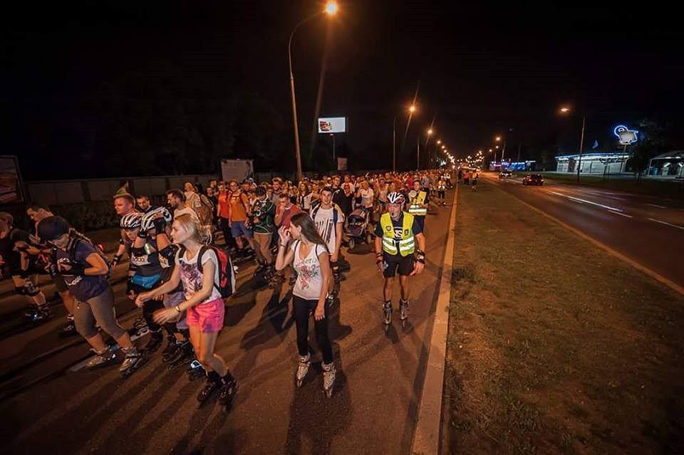 facebook.com/Nightskating.Warszawa