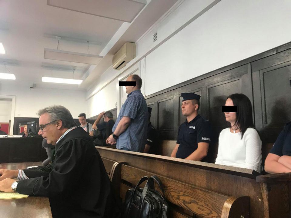 Ogłoszenie wyroku w sprawie śmierci Mirona B.