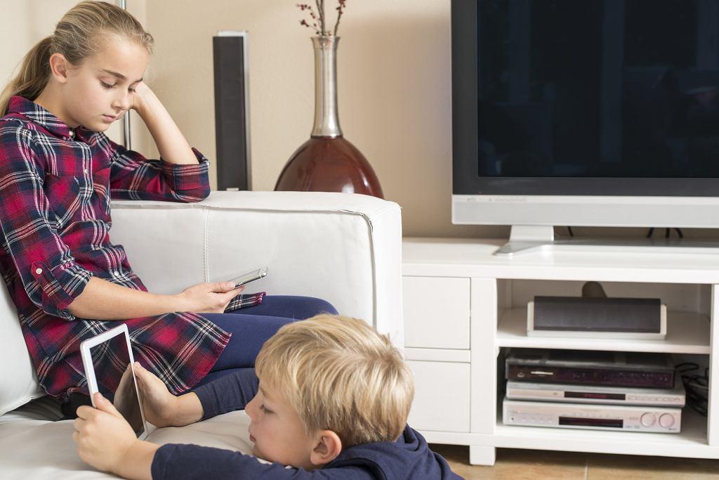 4 na 10 polskich dzieci ma kontakt z pornografią