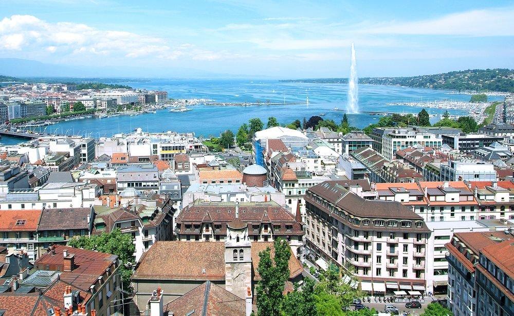Randki online w Genewie w Szwajcarii