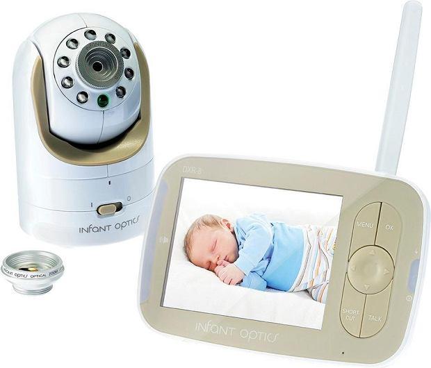 Kamera do pokoju dziecka