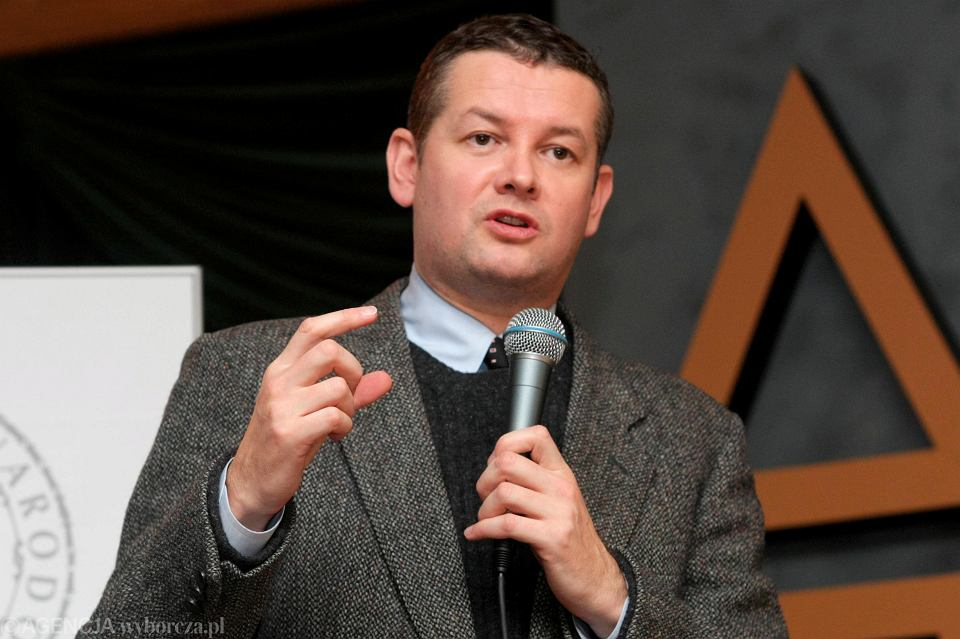 Historyk Marek Jan Chodakiewicz