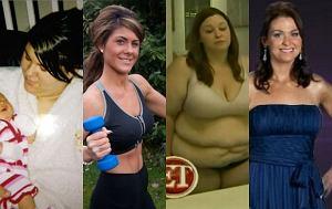 Hayley Peck, Jacqui McCoy, otyłość, metamorfoza, niesamowite, schudły, ekstremalne
