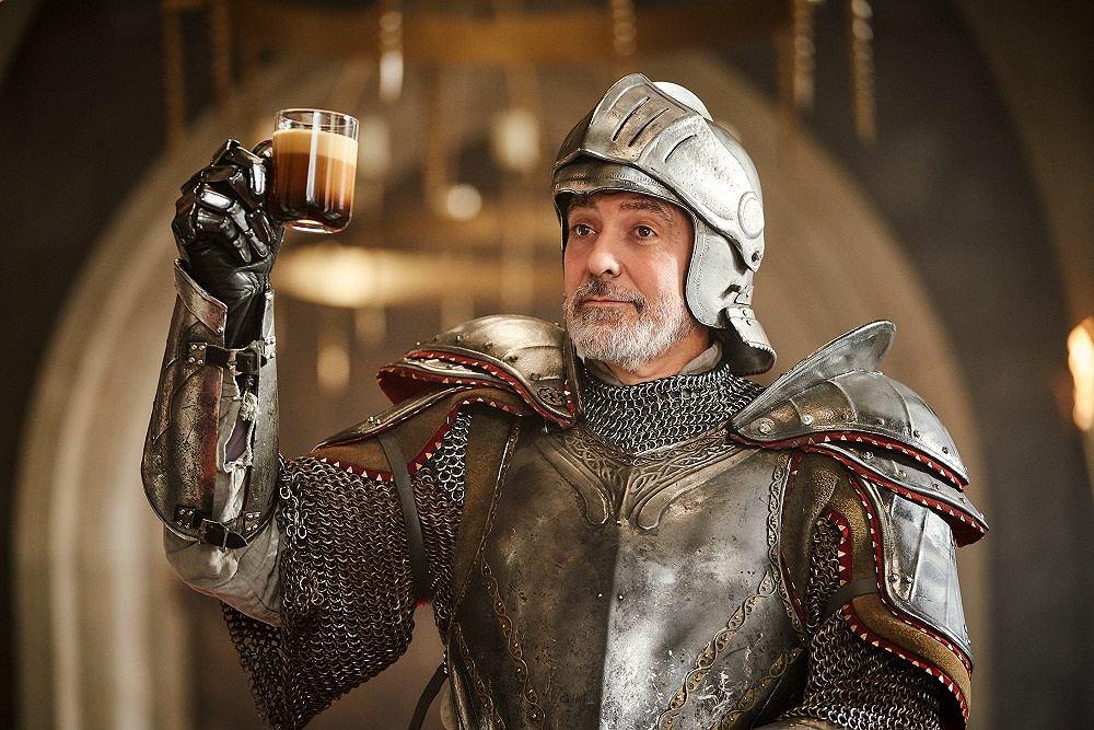 George Clooney w nowej kampanii Nespresso 'What else?'