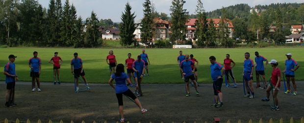 Staszewscy zapraszają na obóz biegowy do Rabki-Zdroju