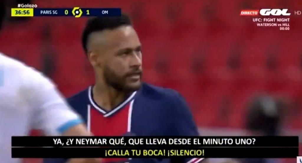Nowe nagranie z udziałem Neymara