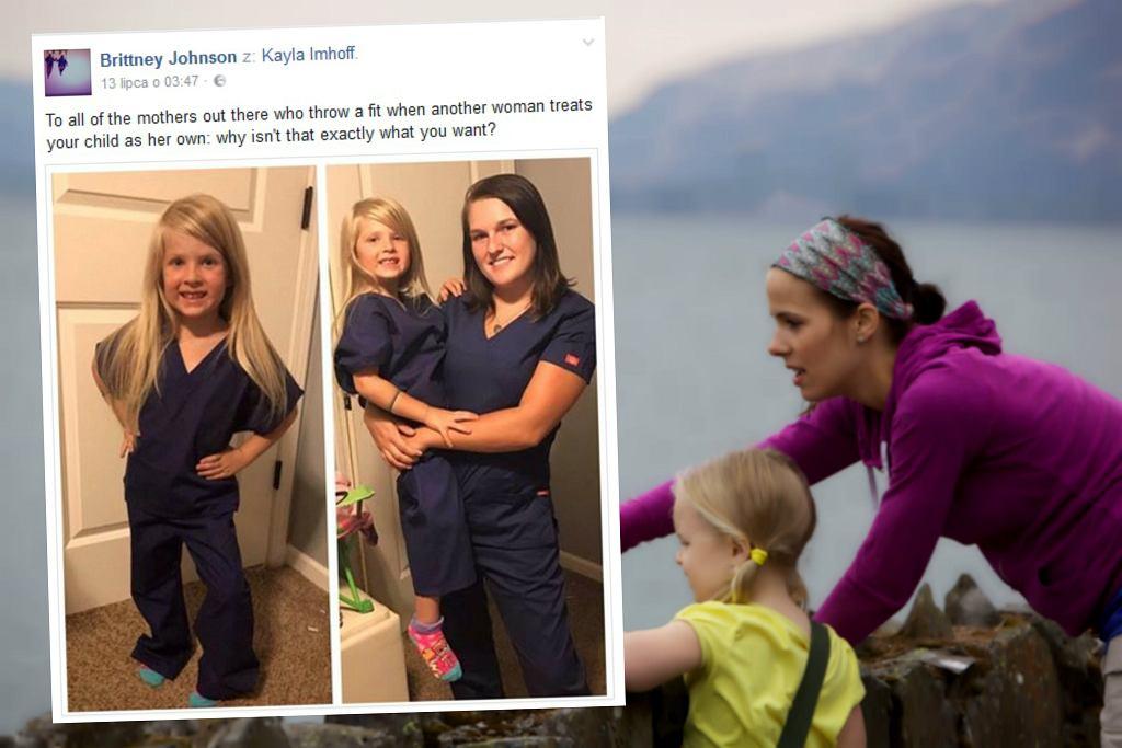 'Bonusowa mama', która traktuje cudze dzieci jak własne to według Brittney prawdziwy skarb