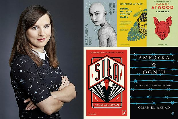 Justyna Suchecka poleca książki ku refleksji pod choinkę