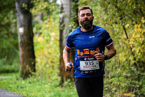 Zdjęcie numer 30 w galerii - Silesia Marathon. Chłód i wiatr niestraszne, rekord pobity! [ZDJĘCIA]