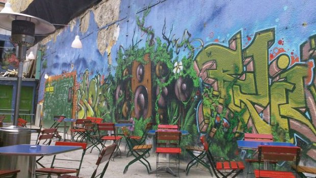 Mural w Kuplung/ Fot. CC BY 2.0/ Bill Rand/ Flickr.com