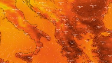 Prognoza temperatury na 2 sierpnia