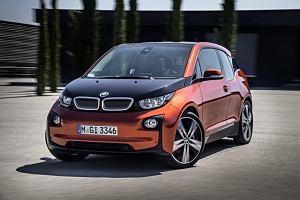 BMW i3   Premiera