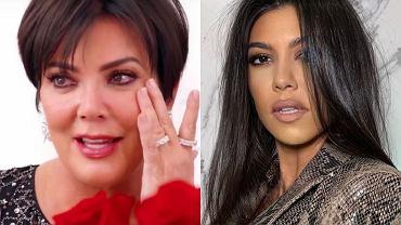 Kris Jenner i Kourtney Kardashian