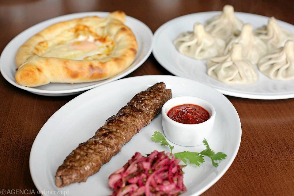 Nowicki Chinkalnia I Good Lood Kuchni Gruzińskiej Nigdy Za