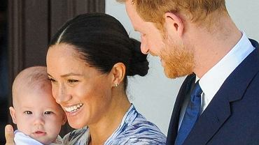 Archie, Meghan Markle, Harry