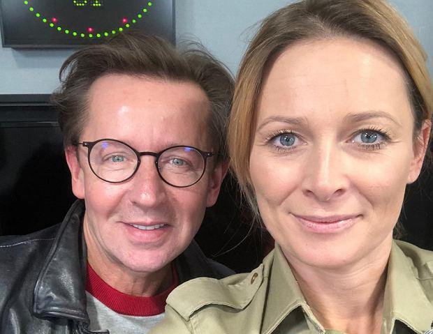 Andrzej Polan i Odeta Moro