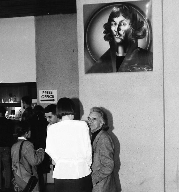 Zdjęcie numer 4 w galerii - Tak wyglądał Festiwal Camerimage w Toruniu 25 lat temu [ZDJĘCIA]