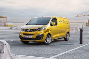 Elektryczny Opel Vivaro-e zadebiutuje w 2020 r. Nadchodzi era elektrycznych dostawczaków?