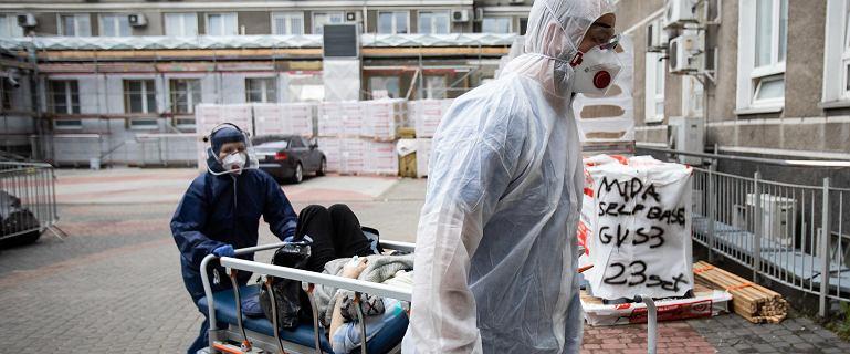 Ministerstwo Zdrowia: 18 820 zakażeń koronawirusem