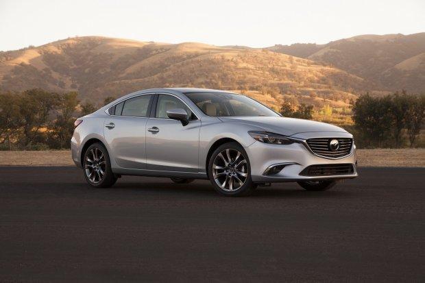 Mazda 6 | Będzie mocniejszy, turbodoładowany silnik