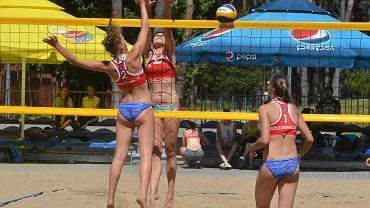 Emiminacje do mistrzostw Polski kobiet w siatkówce plażowej, Kozienice 2015