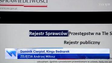 'Wiadomości' TVP z 16 października 2019 roku