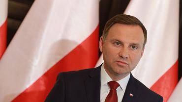 Prezydent elekt Andrzej Duda