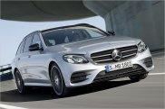 Mercedes klasy E Kombi