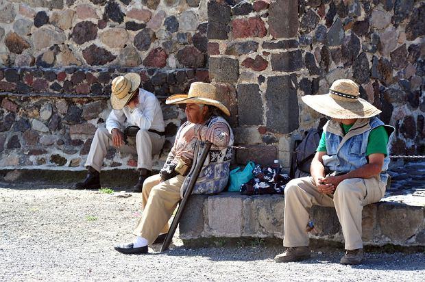 Meksykańscy emeryci