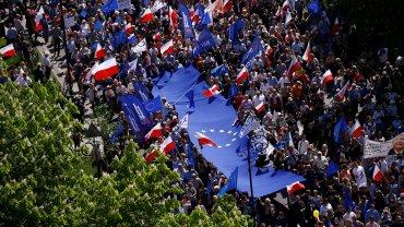 POLAND-CONSTITUTION/EU