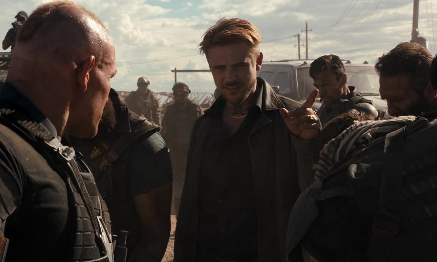 Kadr ze zwiastuna filmu 'Logan: Wolverine'