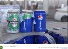 Przemytnicy próbowali wwieźć do Arabii Saudyjskiej prawie 50 tys. puszek Heinekena jako Pepsi