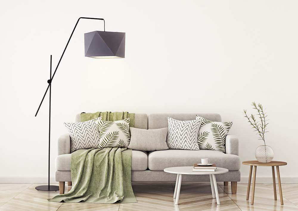 LYSNE, lampa podłogowa TOLEDO
