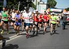 Upalny półmaraton w Radomiu dla biegacza z Władysławowa