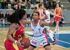 Widowiskowa koszykówka we Wrocławiu: Ślęza wygrała z Basketem Gdynia