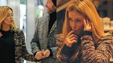 Paparazzo spotykał Małgorzatę Rozenek i Radosława Majdana na zakupach. Para spędziła cały dzień jeżdżąc po najlepszych warszawskich sklepach wnętrzarskich. Co kupili?