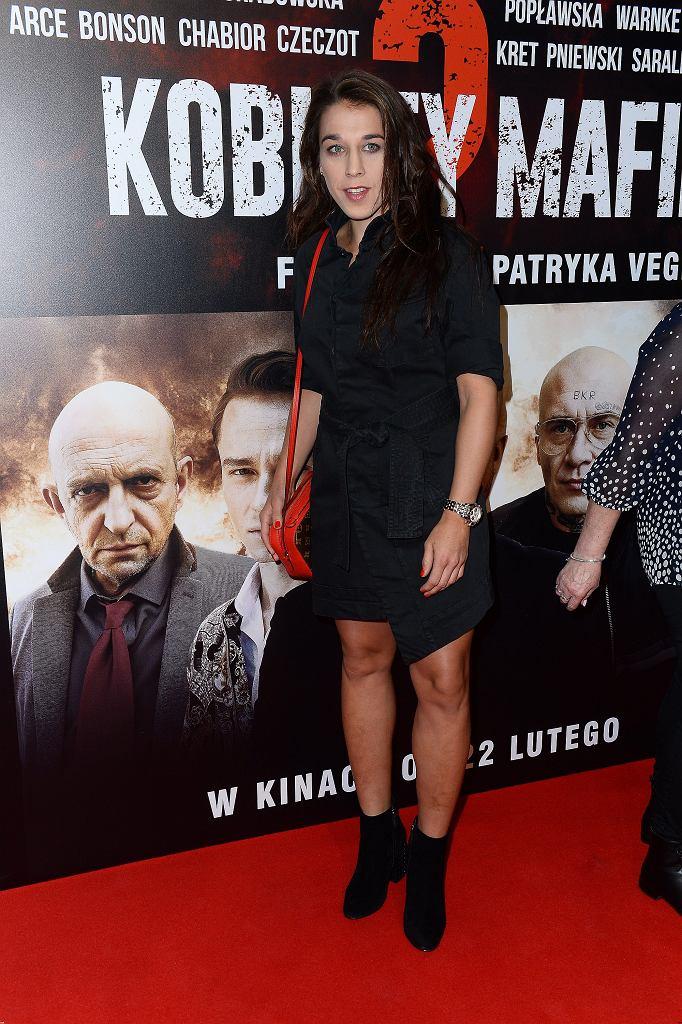 Gwiazdy na premierze filmu 'Kobiety mafii 2'