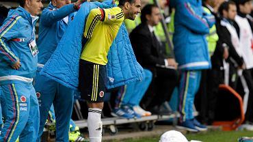 Kolumbia - Peru 0:0. Radamel Falcao