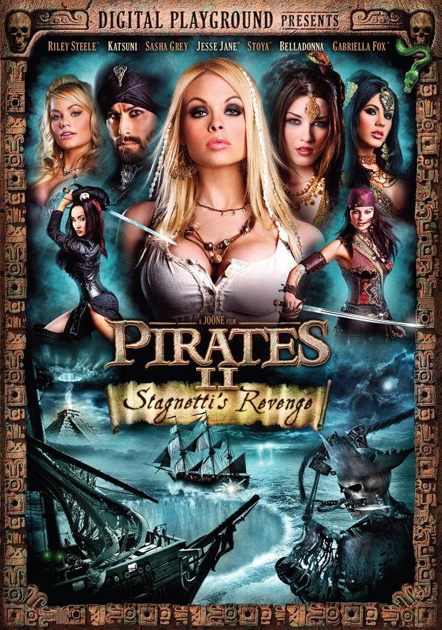 Piraci z karaibskiej obsady porno