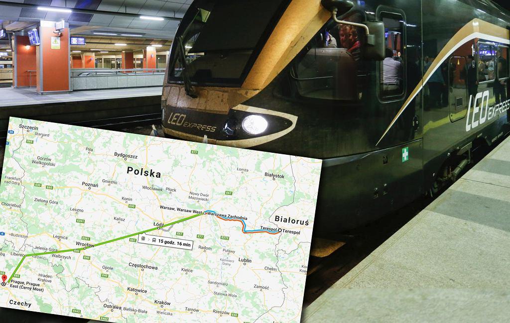 Leo Express uruchomi nowe połączenia w Polsce?