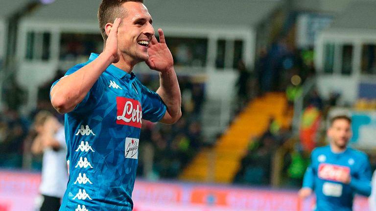Napoli - Juventus. Gdzie oglądać polski mecz w Serie A?