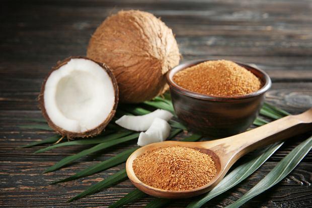 Cukier kokosowy - jakie ma właściwości oraz zastosowanie