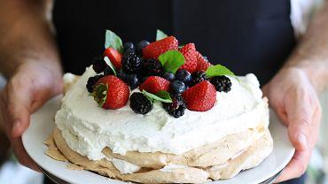 Beza tort