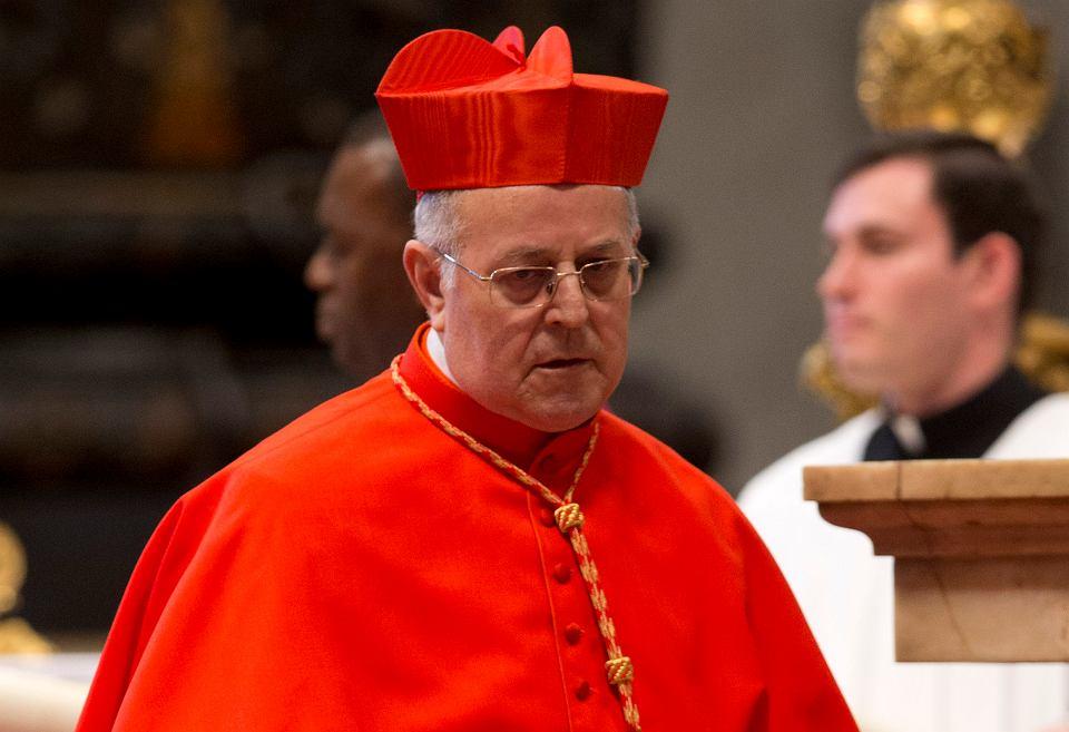 Kardynał Ricardo Blazquez Perez