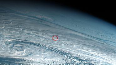 Nad Morzem Beringa eksplodował meteor z siłą większą niż bomba atomowa zrzucona na Hiroshimę