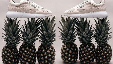 wegańskie sneakersy