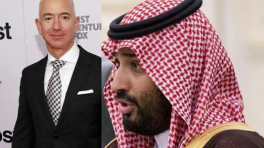 Mohammed bin Salman/Jeff Bezos