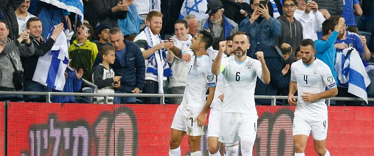 Eliminacje mistrzostw Europy. Izrael daje popis i jest liderem naszej grupy. Tak przedstawia się tabela przed meczem reprezentacji Polski