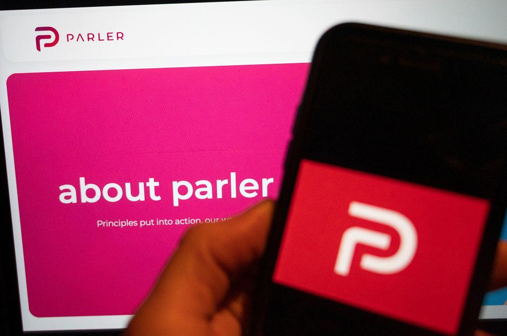 Serwis społecznościowy Parler